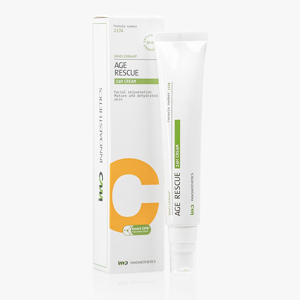 AGE RESCUE 24H CREAM | Skin rejuvenation