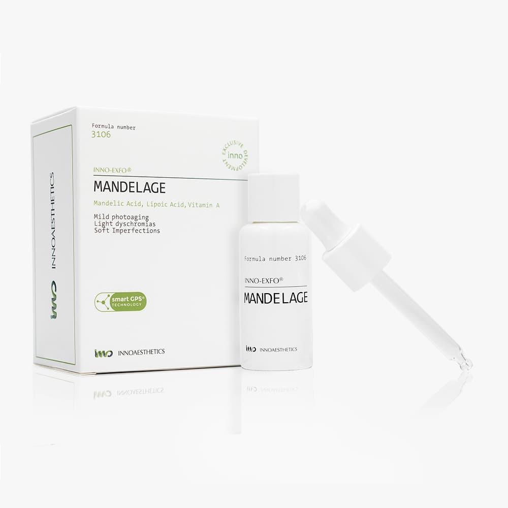 MANDELAGE   Mandelic acid peel
