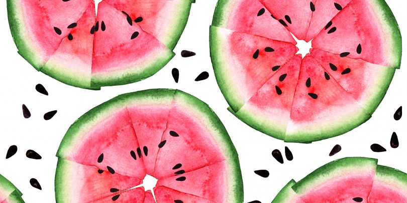 5 SUMMER FRUITS FOR A GLOWING SKIN