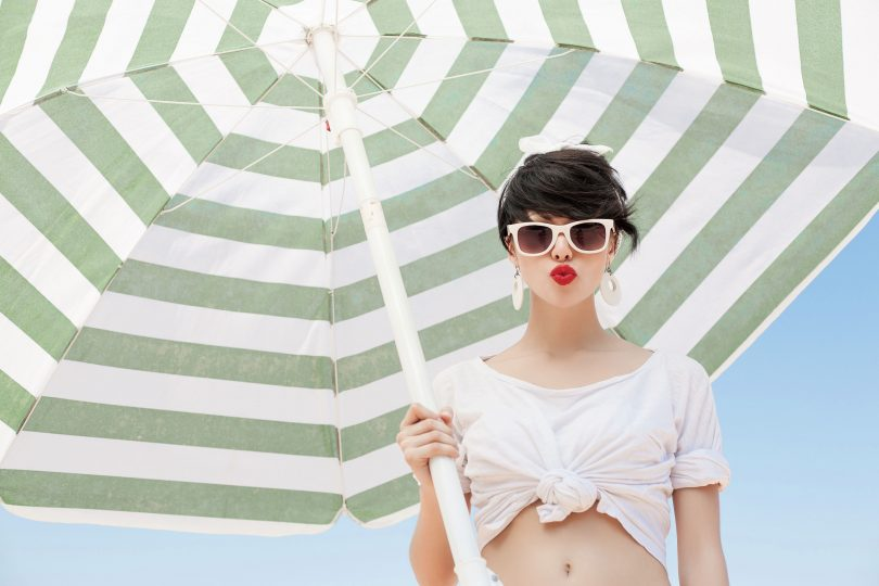 WATCH OUT FOR DARK SPOTS THIS SUMMER