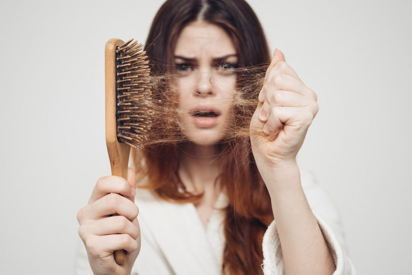 HAIR SHEDDING vs HAIR LOSS