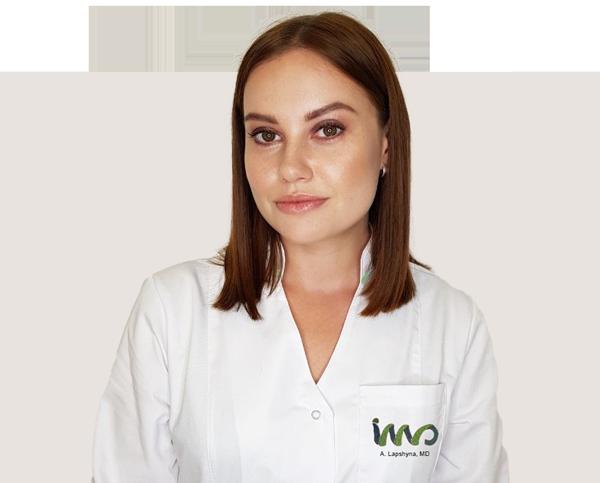 Anastasia Lapshyna, MD