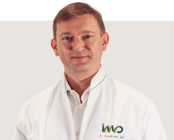 Alexander Kuradovets, MD