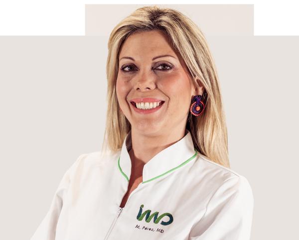 M. Isabel Pérez López, MD