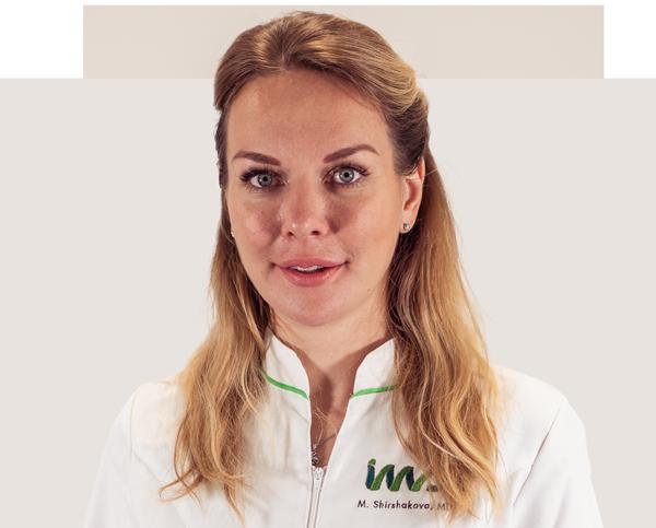 Maria Shirshakova, Ph.D.
