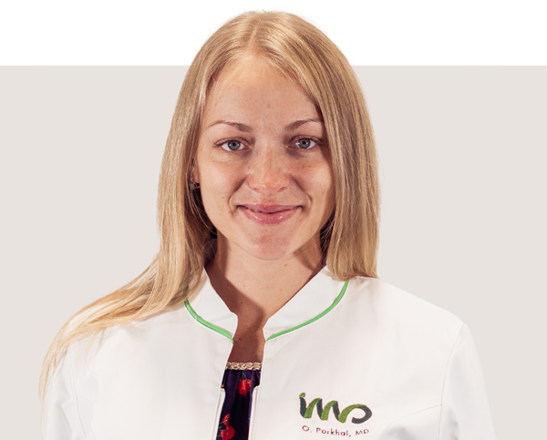 Olga Porkhal, MD