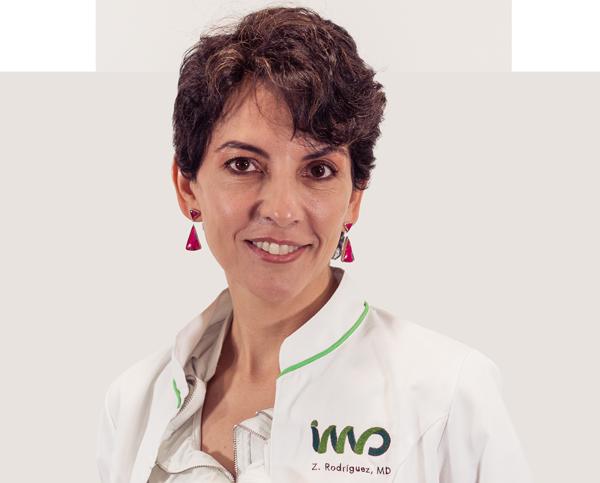 Zoraida Rodríguez, MD