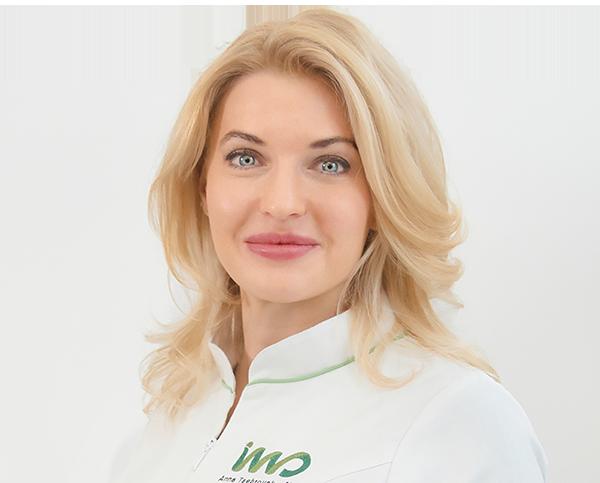Anna Tsebrovska, MD