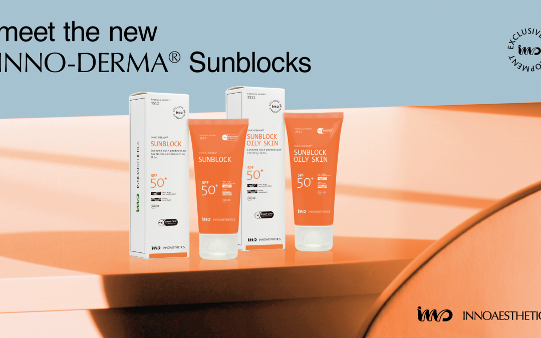 NEW ULTRALIGHT AND INVISIBLE SUNSCREENS